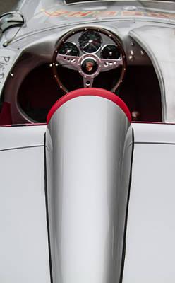 Porsche Spyder Cockpit Art Print