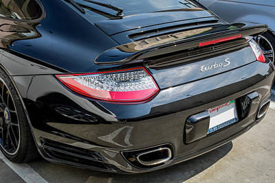Photograph - Porsche Turbo S - 2012 by Gene Parks