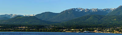 Photograph - Port Angeles Panoramic by Tikvah's Hope