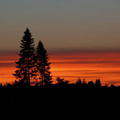 Photograph - Port Angeles Sunset by Cascade Colors