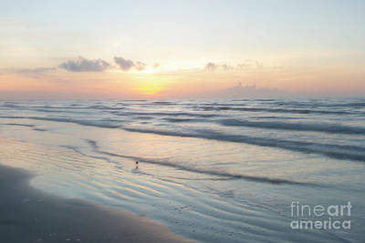 Photograph - Port Aransas Texas Sunrise by Ronda Kimbrow