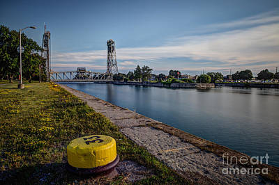 Port Colborne Art Print