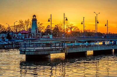 Boat Photograph - Port Credit 3 by Steve Harrington
