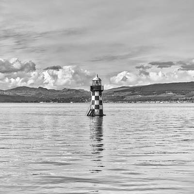 Photograph - Port Glasgow, Inverclyde by Jeremy Lavender Photography