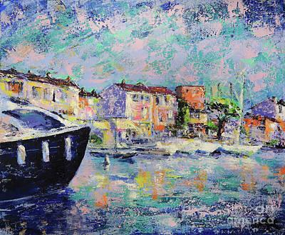 Port Grimaud  Art Print
