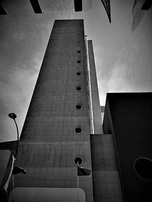 Photograph - Port Hole Tower by Rob Hans