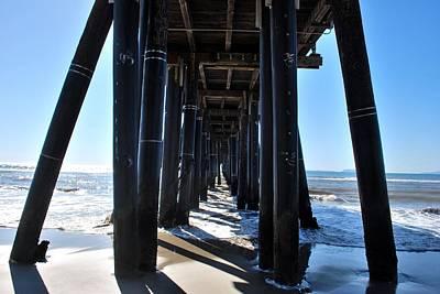 Photograph - Port Hueneme Pier - California Shore by Matt Harang
