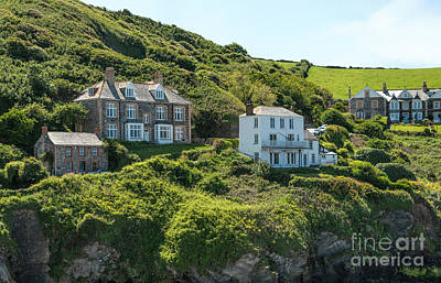 Doc Photograph - Port Isaac by Amanda Elwell
