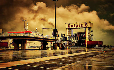 Photograph - Port Of Calais by Pixabay