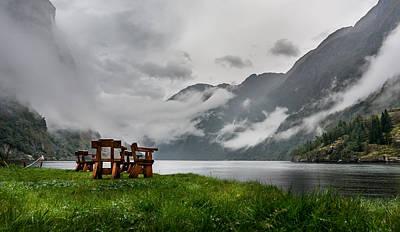 Photograph - Port Of Quietness by Dmytro Korol