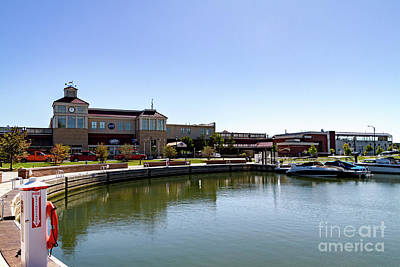 Photograph - Port Of Rochester Marina by William Norton