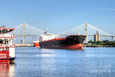 Travel - Port of Savannah by Rick Mann