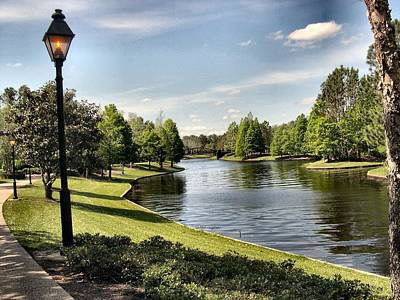 Photograph - Port Orleans Riverside Iv by Nora Martinez