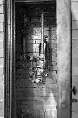 Photograph - Port Washington High School 12 by James Meyer