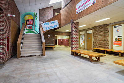 Photograph - Port Washington High School 21 by James Meyer