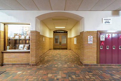 Photograph - Port Washington High School 25 by James Meyer