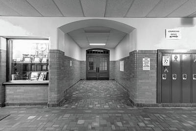 Photograph - Port Washington High School 26 by James Meyer