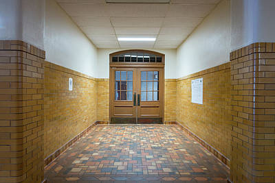 Photograph - Port Washington High School 27 by James Meyer