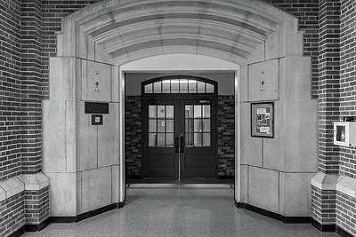 Photograph - Port Washington High School 30 by James Meyer