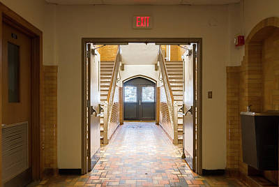 Photograph - Port Washington High School 33 by James Meyer
