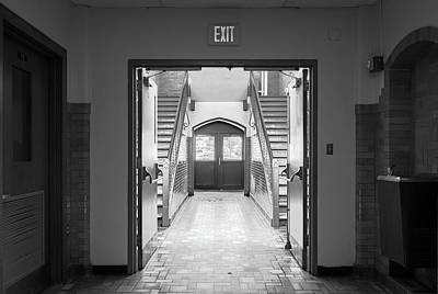 Photograph - Port Washington High School 34 by James Meyer