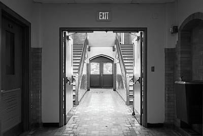 Photograph - Port Washington High School 34 by James Meyer