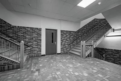Photograph - Port Washington High School 39 by James Meyer