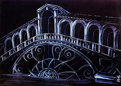 Porta D'acqua - Arte Moderna E Contemporanea Di Venezia Art Print by Arte Venezia