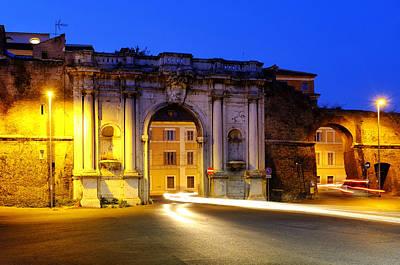 Photograph - Porta Portese by Fabrizio Troiani