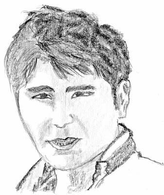 Portrait Art Print