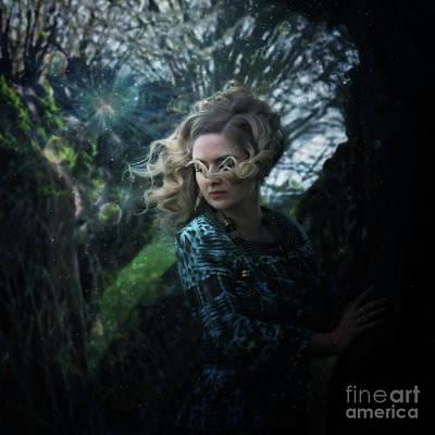 Photograph - Portal by Agnieszka Mlicka