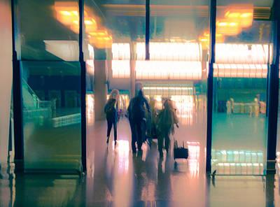 Photograph - Portal by Alex Lapidus