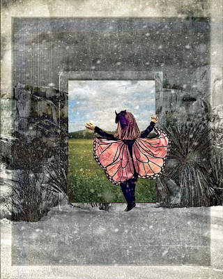 Photograph - Portal Into Spring by Sandra Selle Rodriguez