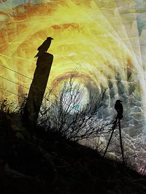Photograph - Portal by Robert Ball