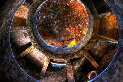 Photograph - Portal To A Mystical Past by Wayne King