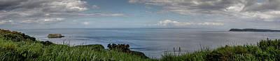 Photograph - Portaneevey Panorama by Teresa Wilson