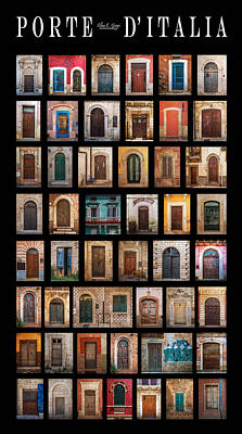 Porte D'italia Art Print