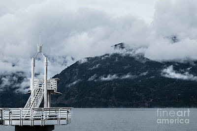 Porteau Cove Art Print by Jeffrey Dadson