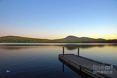 Photograph - Porter Lake by Alana Ranney