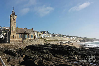 Photograph - Porthleven Cornwall by Terri Waters