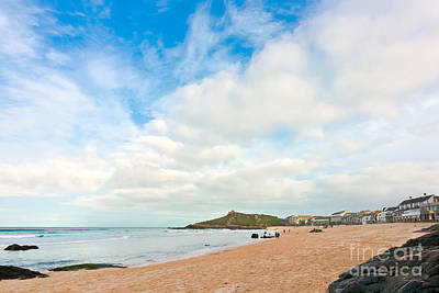 Photograph - Porthmeor Sky by Terri Waters