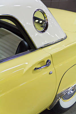 Barrett Jackson Wall Art - Photograph - Porthole by Wayne Vedvig
