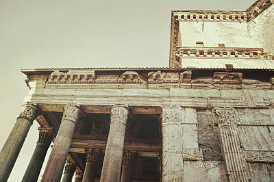 Photograph - Portico by JAMART Photography