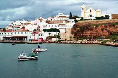 Photograph - Portimao by Maria Coulson