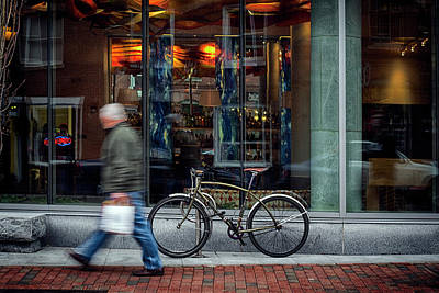 Photograph - Portland Bike by Patrick Groleau
