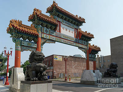 Photograph - Portland Chinatown Portland Oregon Dsc6456 by Wingsdomain Art and Photography