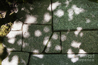 Photograph - Portland Japanese Garden Minimalist Zen Stone Garden Path Art Portland Oregon 5d3861 by Wingsdomain Art and Photography