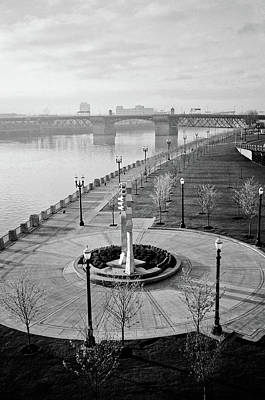 Photograph - Portland Riverfront by Frank DiMarco