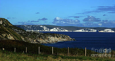 Art Print featuring the photograph Portland To Weymouth  by Baggieoldboy