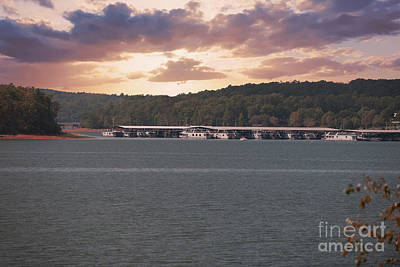 Photograph - Portman Shoals Marina by Dale Powell